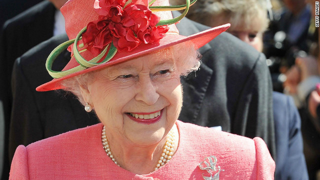 A BBC reporter revealed Queen Elizabeth was 