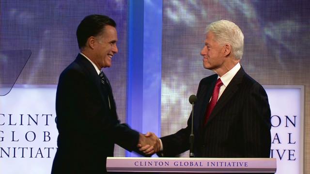 Romney propone un plan para fomentar la libre empresa en el mundo