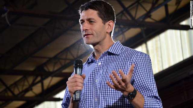 Ryan compares NFL replacement refs to Obama