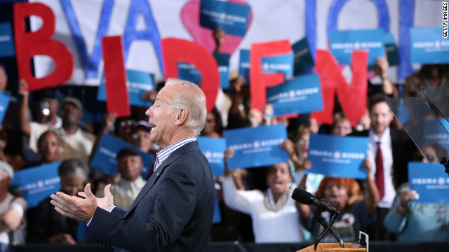 Biden attacks Romney over 2011 tax return