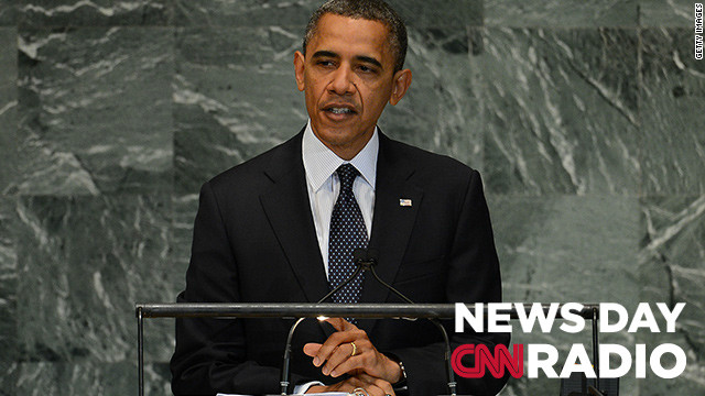 CNN Radio News Day: September 25, 2012