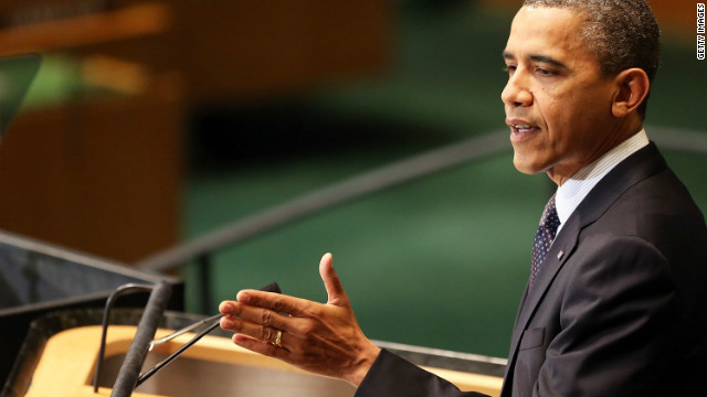 Obama steps up over freedom of speech