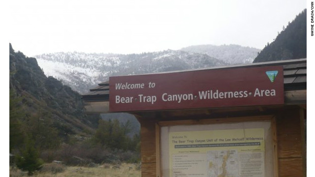 Bear Trap Canyon is a Montana mancation must: hiking, camping and fishing. The fish are huge; the tall tales even bigger.