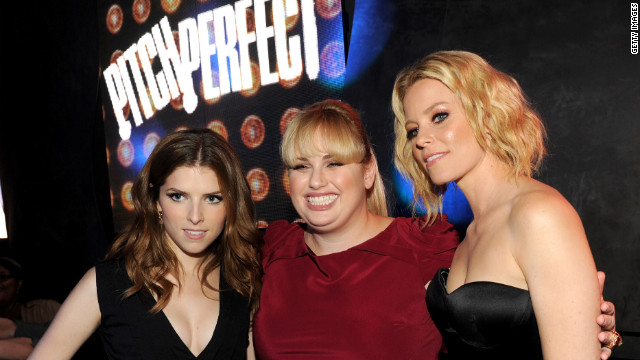 'Pitch Perfect' stars talk 'Glee' comparisons