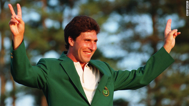 In April 1999, Olazabal won the second of his two Masters titles, just four months before the 33rd Ryder Cup at Brookline.
