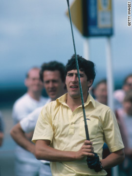 The Spaniard's first experience of representing Europe came in the 1984 St Andrews Trophy, where he was part of a continental team which was beaten by Great Britain and Ireland.