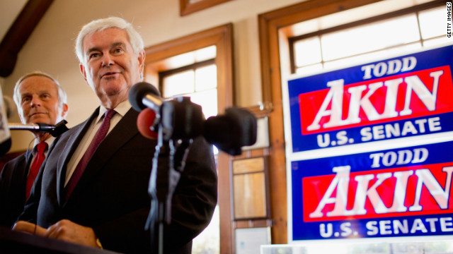Akin passes on last chance to drop out, Republicans write off Senate seat
