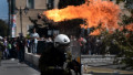 Anger in Athens over austerity