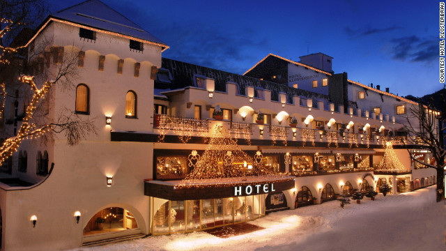 A traditional, Alpine-style hotel has been built within the larger Hotel Klosterbräu complex. The former monastery's history stretches back more than four centuries.