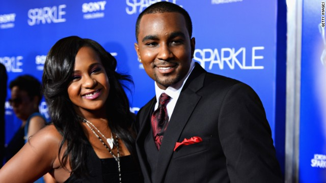 Bobbi Kristina: I'm married!