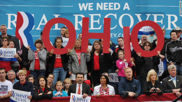 Why Romney is losing must-win Ohio