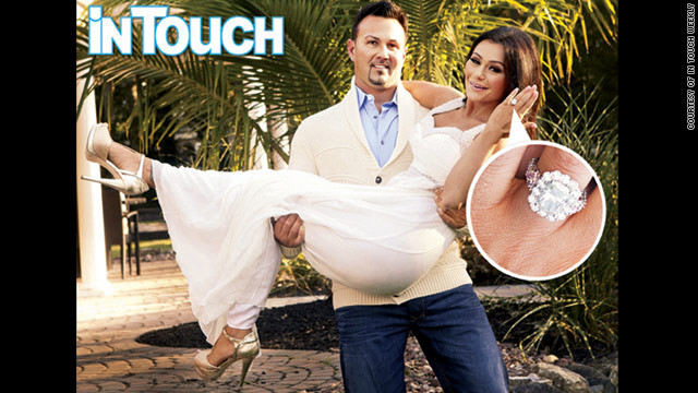 'Jersey Shore's' JWoww is engaged
