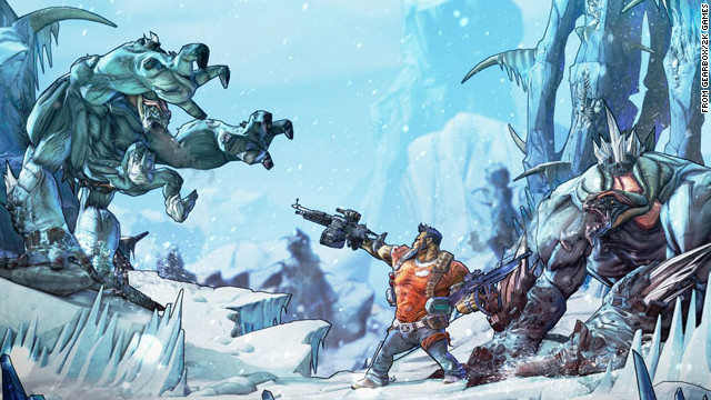 """Borderlands 2"" adds a great new storyline and characters to the original's ""shoot everything"" style of gameplay."