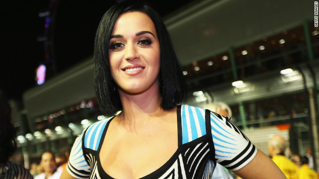 Katy Perry named Billboard's Woman of the Year
