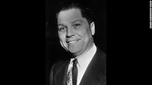  The mystery of Jimmy Hoffa