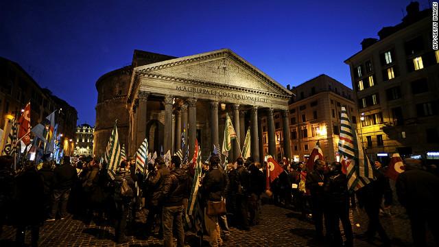 Koolhaas' favorite building is the Pantheon in Rome.