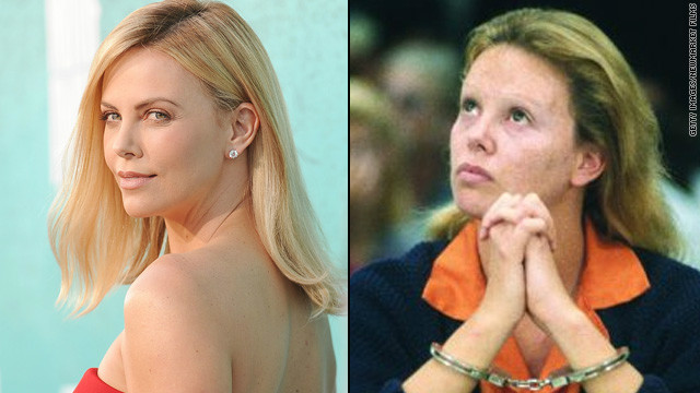 Charlize Theron's transformation into serial killer Aileen Wuomos was amazing -- she also won the best actress Oscar for 2003's &quot;Monster.&quot; Gaining weight not only helped Theron fit the part, but &lt;a href='http://www.cnn.com/2004/SHOWBIZ/Movies/01/01/theron.reut/' target='_blank'&gt;she also wore&lt;/a&gt; makeup to create a less perfect complexion and a set of crooked, yellowed teeth. 