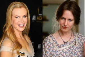"Nicole Kidman en ""Las horas"""