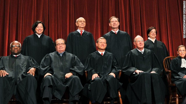 Supreme Court kicks off new term, faces agenda that could be historic