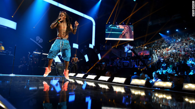 Lil Wayne passes Elvis Presley's Hot 100 record