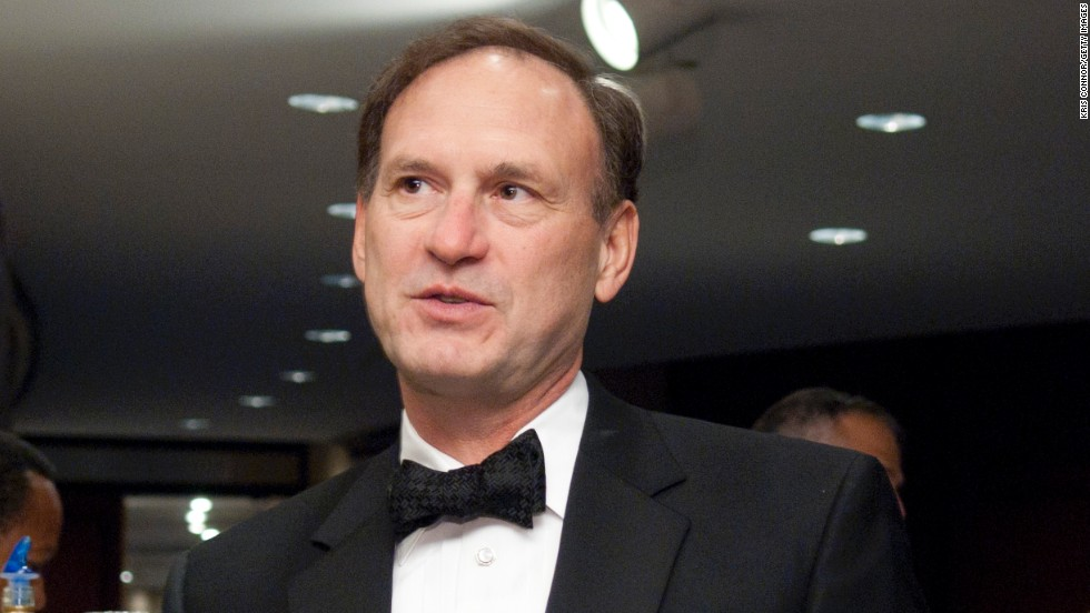 Justice Samuel A. Alito Jr. was appointed by President George W. Bush in 2006 and is known as one of the most conservative justices to serve on the court in modern times.