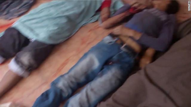 Siria vive el día con el mayor número de muertes por enfrentamientos