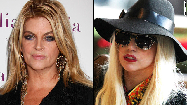 Kirstie Alley defends Lady Gaga amid scrutiny