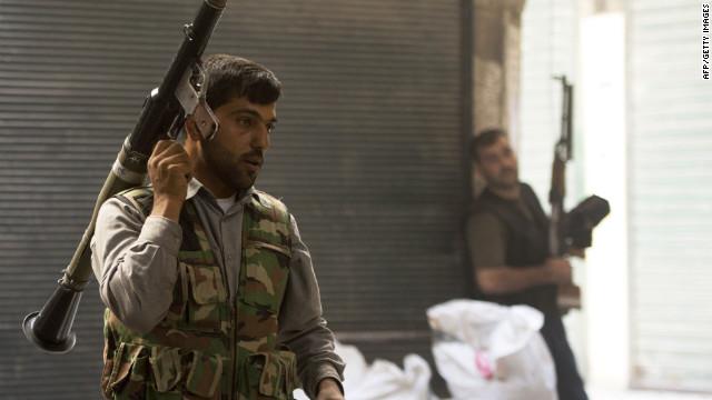 Un reducido número de líderes buscará una solución a la guerra en Siria