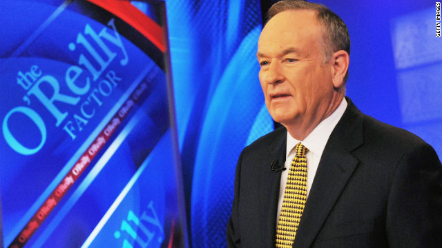 Así respondió Bill O'Reilly de Fox News a la posible demanda de París