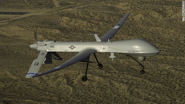 2 drone attacks kill 15 in Pakistan
