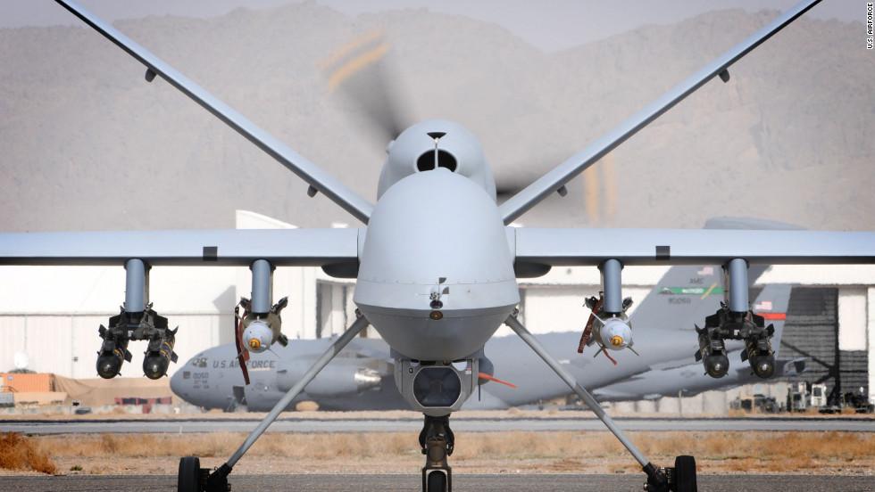 Drones militares
