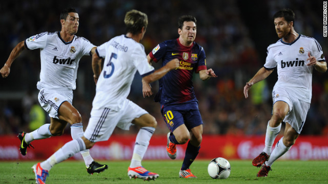 FC Barcelona invites Palestinians to Madrid match after Gilad Shalit row