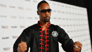 Rapper, actor and director RZA takes a break from new film &quot;Man with the Iron Fists&quot; to answer your iReport questions.