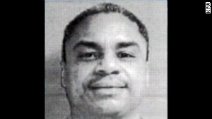 Convicted murderer Terrance Williams was scheduled to be executed on October 3.