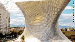 Fernando Romero's Museo Soumaya