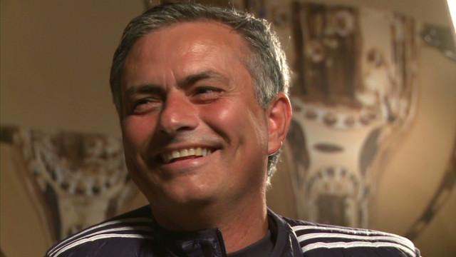 José Mourinho cumple el sueño de un limpiapisos en Estados Unidos