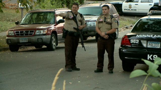 Al menos cinco muertos en tiroteo en Minnesota