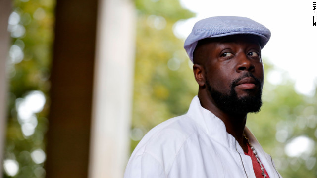 CNN Profiles: Wyclef Jean goes deep