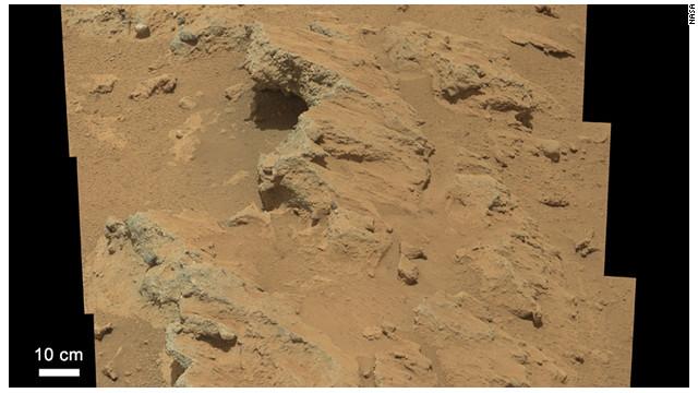 Mediciones del Curiosity muestran que radiación en Marte es tolerable para humanos