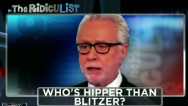 RidicuList: No one is hipper than Blitzer