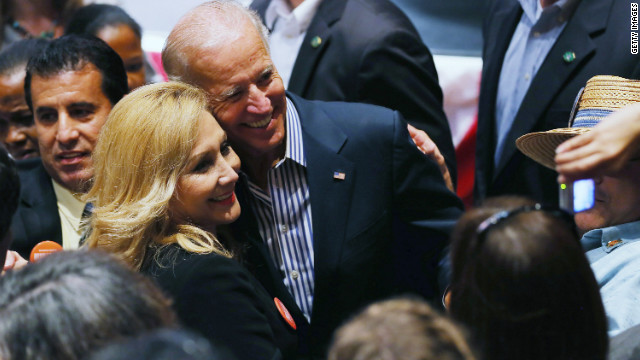 Biden levels charges against GOP ticket over entitlements