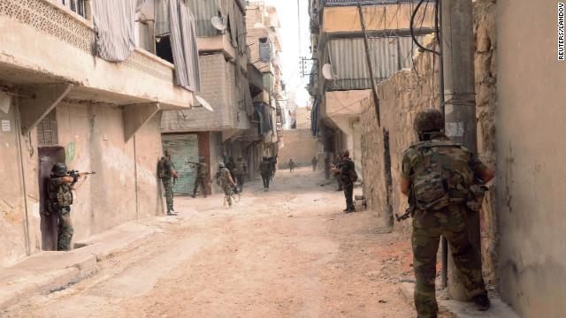 Otra batalla decisiva ente el régimen y los rebeldes sirios por el control de Aleppo