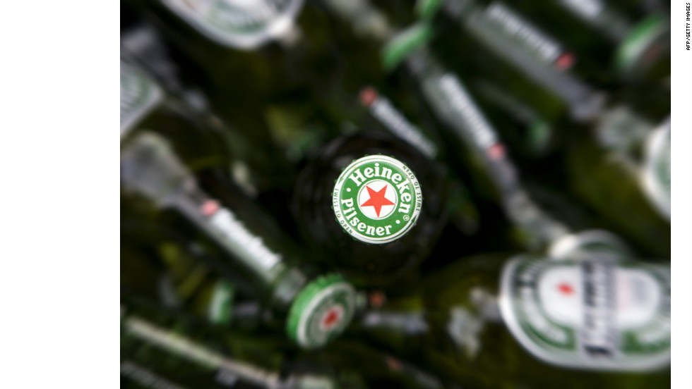 No. 6 Heineken