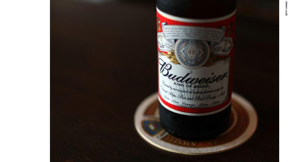 No. 3 Budweiser