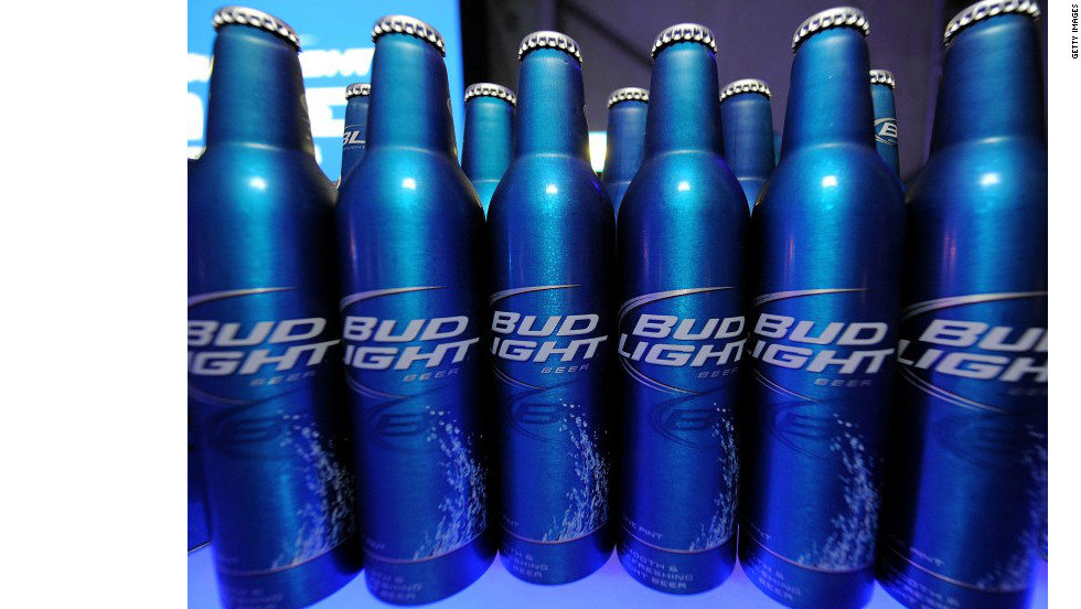 No. 2 Bud Light