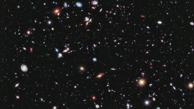 La imagen más joven del Universo jamás tomada
