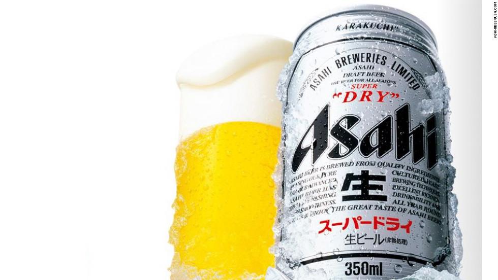 No. 10 Asahi Super Dry
