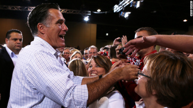Romney hits Obama on foreign policy in weekly podcast