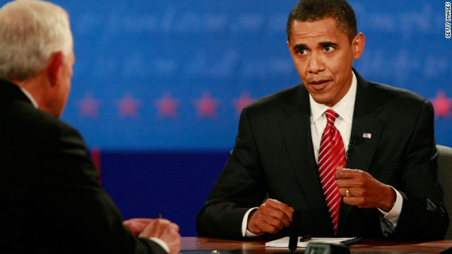 Obama to hit trail after debate