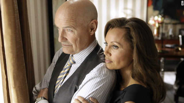 Terry O' Quinn and Vanessa Williams starred in